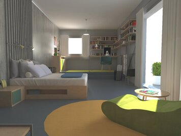 Online design Eclectic Bedroom by Eleni M. thumbnail