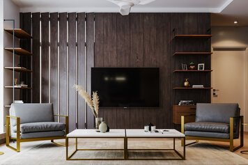 Online design Contemporary Living Room by Mladen C thumbnail