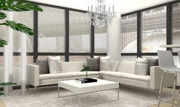 Online design Contemporary Living Room by Ani K. thumbnail