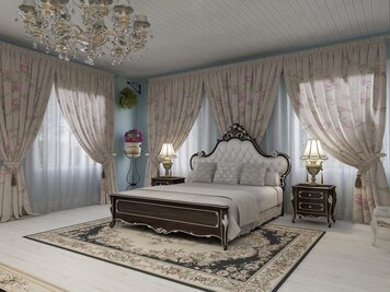 Online design Country/Cottage Bedroom by KaSonndra L. thumbnail