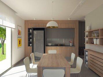 Online design Modern Kitchen by Farah H. thumbnail