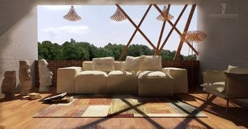 Online design Beach Living Room by Nicolle E. thumbnail