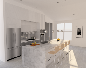 Online design Contemporary Kitchen by Debbie O. thumbnail