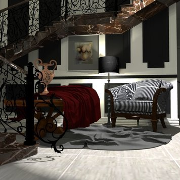 Online design Contemporary Hallway/Entry by Ahmed E. thumbnail