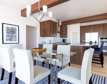 Online design Transitional Kitchen by MaryBeth C. thumbnail