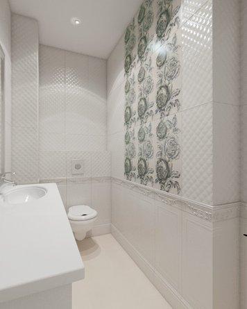 Online design Traditional Bathroom by Luba K. thumbnail