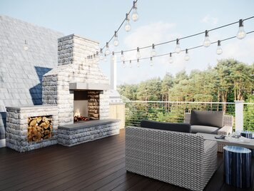 Online design Contemporary Patio by Cayla S. thumbnail