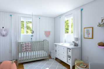 Online design Contemporary Nursery by Lindsay B. thumbnail