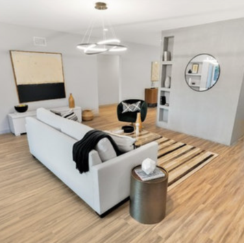 Online design Contemporary Living Room by Vanessa T. thumbnail