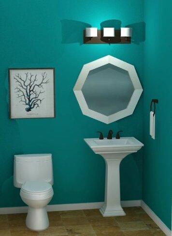 Online design Transitional Bathroom by Amandela A. thumbnail