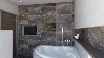 Online design Contemporary Bathroom by Selma A. thumbnail