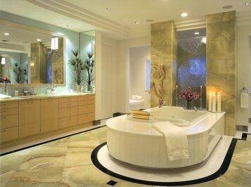 Online design Contemporary Bathroom by Susan C. thumbnail