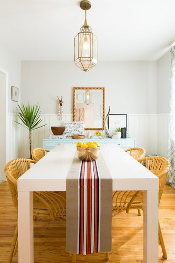 Online design Eclectic Dining Room by Gwendolyn G. thumbnail