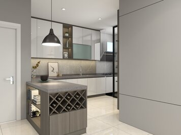 Online design Contemporary Kitchen by Joey thumbnail