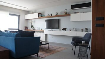 Online design Contemporary Living Room by Lea S. thumbnail