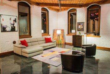 Online design Modern Living Room by Dina C. thumbnail