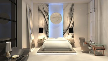 Online design Modern Bedroom by Vasant L. thumbnail
