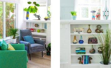 Online design Eclectic Living Room by Drea D. thumbnail