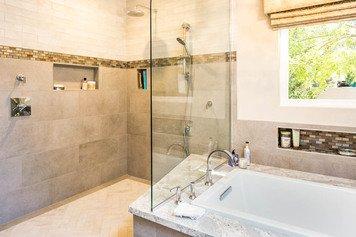 Online design Glamorous Bathroom by Emily E. thumbnail