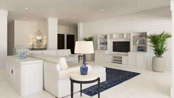Online design Transitional Living Room by Wanda P. thumbnail