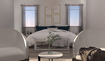 Online design Transitional Bedroom by Brooke S. thumbnail