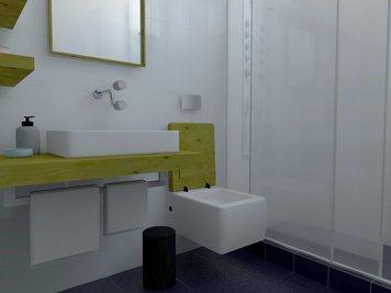 Online design Contemporary Bathroom by Eleni M. thumbnail