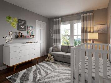 Online design Transitional Nursery by Wanda P. thumbnail