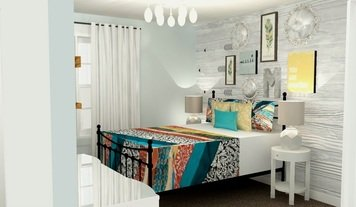 Online design Transitional Bedroom by Linnea T thumbnail