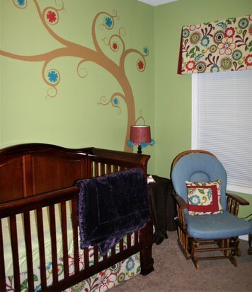 Online design Eclectic Nursery by Jennifer H. thumbnail