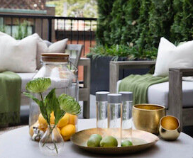 Online design Contemporary Patio by Gianna M. thumbnail