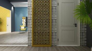 Online design Modern Hallway/Entry by Linde P. thumbnail