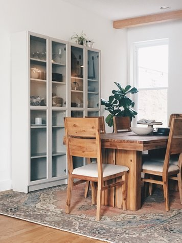 Online design Eclectic Dining Room by Christina T. thumbnail
