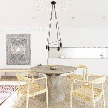 Online design Contemporary Dining Room by Katarina K. thumbnail