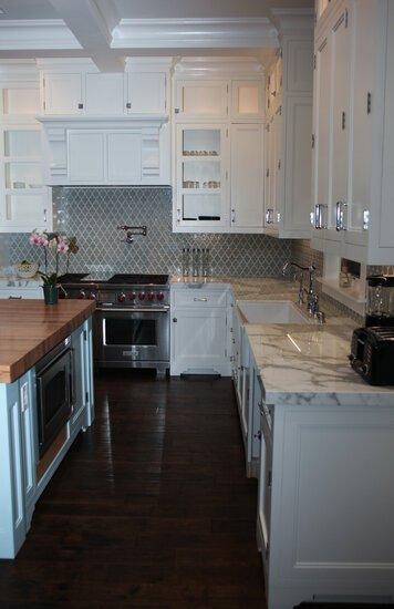 Online design Transitional Kitchen by Muna S. thumbnail