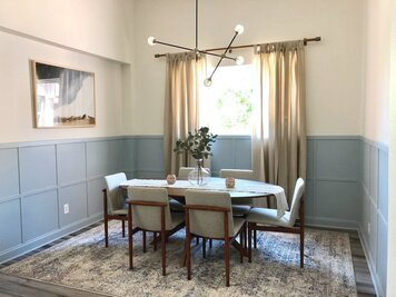 Online design Traditional Dining Room by Andréa P. thumbnail