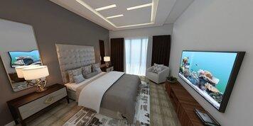 Online design Modern Bedroom by RoWanna L. thumbnail