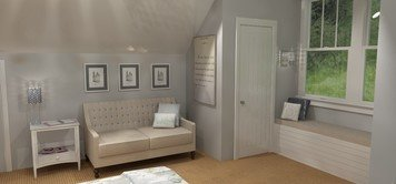 Online design Transitional Kids Room by Brittany J. thumbnail