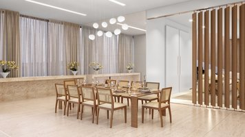 Online design Contemporary Dining Room by Taize M. thumbnail