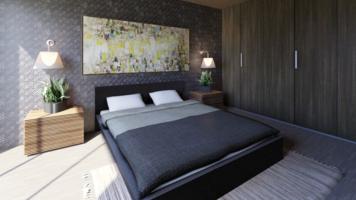 Online design Eclectic Bedroom by Kimberley S. thumbnail