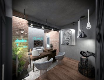 Online design Eclectic Hallway/Entry by Vanessa A. thumbnail