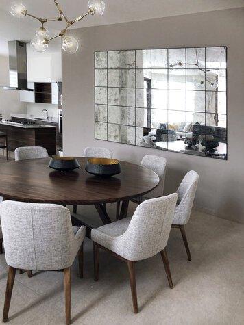 Online design Modern Dining Room by Arlen A. thumbnail