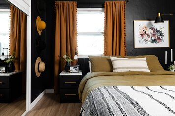Online design Modern Bedroom by Caity H. thumbnail