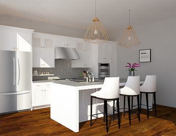 Online design Contemporary Kitchen by Abby J. thumbnail