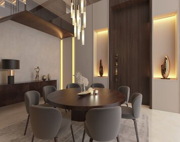 Online design Contemporary Dining Room by Nathalie I. thumbnail