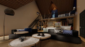 Online design Country/Cottage Living Room by Seda G. thumbnail