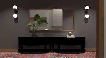 Online design Modern Living Room by Caroline B. thumbnail