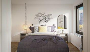 Online design Contemporary Bedroom by Darya N. thumbnail