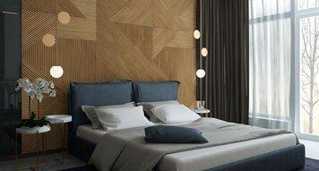 Online design Modern Bedroom by Margaryta S. thumbnail