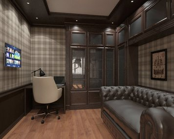 Online design Traditional Business/Office by Luba K. thumbnail