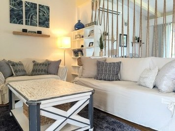 Online design Beach Living Room by Ajita T. thumbnail